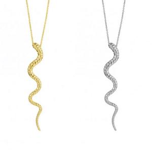 Larissa Kette mit Schlangenanhänger varianten